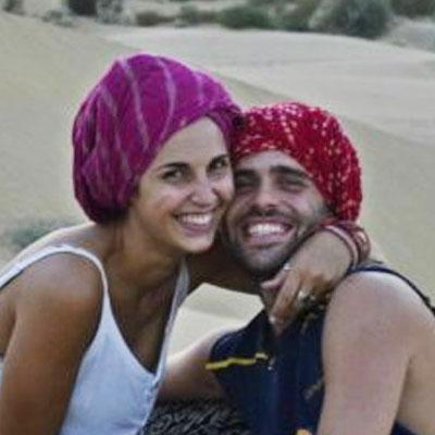 Lara y Pablo