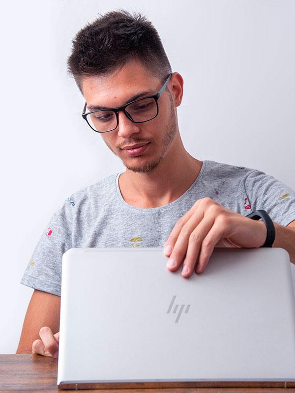 Diseño web profesional - Chiavassa Pablo