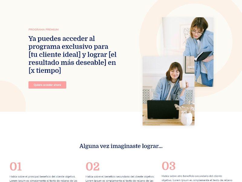 02 - Landing de venta - Colección Montevideo Thumb