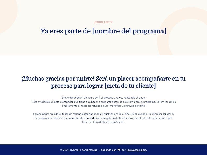 03 - Gracias - Colección Montevideo Thumb